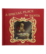 New A Special Place for Santa Book: A Legend for Our Time by Pieper, Je... - $10.99