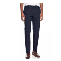 INC International Concepts INC Men's Stretch Slim-Fit Hybrid Pants, Navy... - $34.10
