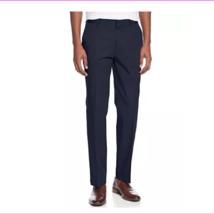 INC International Concepts INC Men's Stretch Slim-Fit Hybrid Pants, Navy... - $34.10