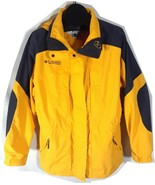 Columbia Men's XL Coat Jacket Yellow Black No Liner GT - $29.95