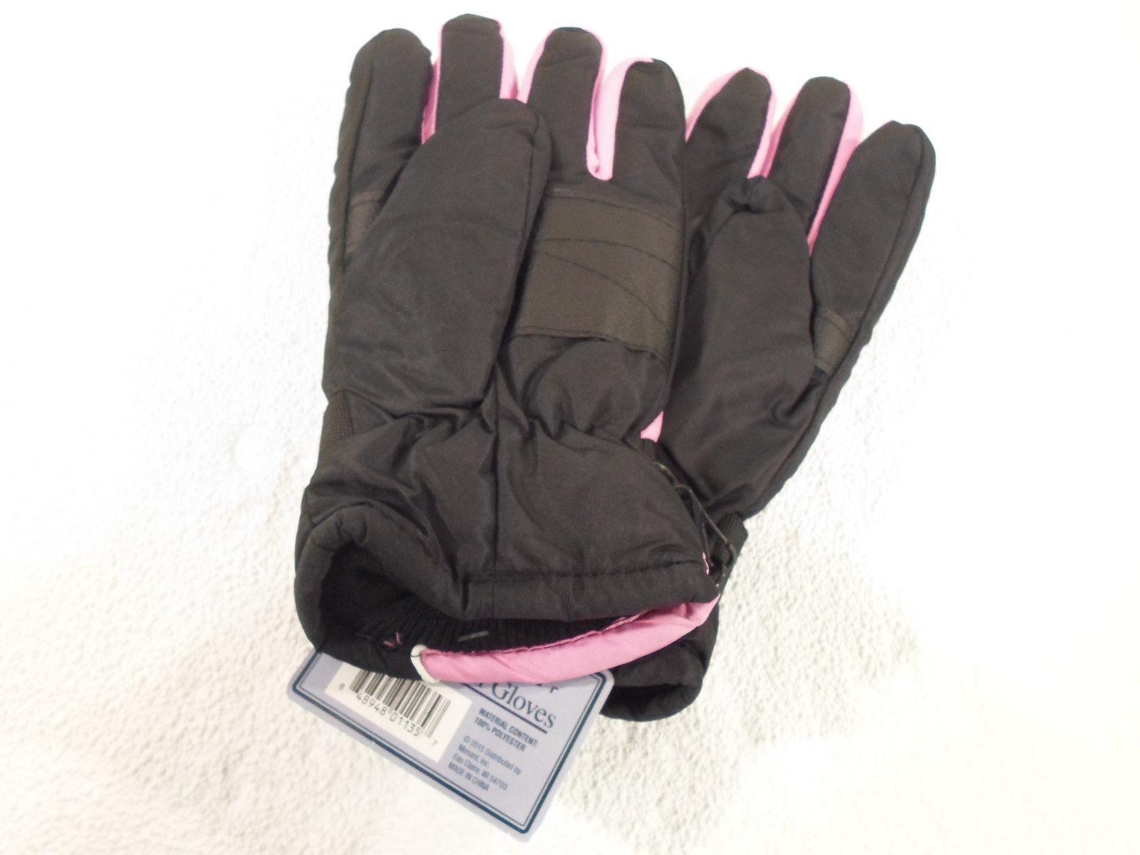 Rugged Wear Men S Ski Gloves - Carpet Vidalondon