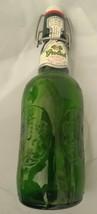 Grolsch Premium Lager Green Bottle - Porcelain Swing Top Lid Cap Vintage  - $9.99