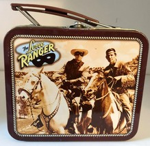 The Lone Ranger Mini Lunchbox From the 1990's - $9.89