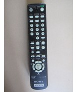 Genuine Sony RMT-V307A Remote Control Unit Glow in Dark Buttons Working  - $14.95
