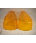 VW Beetle Frt Turn Signal Lens pair 1970-1979 lenses (2), Also Super Bee... - $17.33