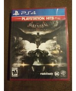 Batman Arkham Knight (Sony PlayStation 4, 2018) PS4 Playstation Hits Rat... - $26.13