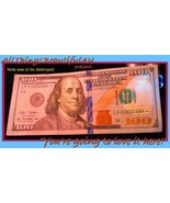 RARE! FW H 293 Series 2009A $100.00 F R N Star Note Was Supposed to be D... - $364.52