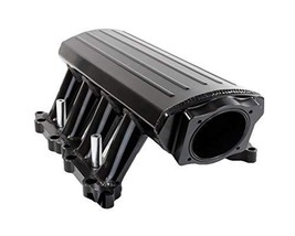 A-Team Performance EFI Fabricated Intake Manifold Compatible with 11-14 Ford 5.0