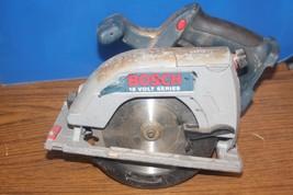"Bosch Cordless 6-1/2"" Circular Saw 1662 - $59.00"