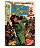 My Love #6 1970 comic book-Marvel-Dick Ayers-Sal &John Buscema-Gene Colan - $31.53