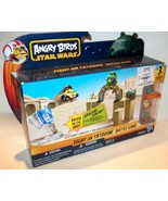 Star Wars Angry Birds  Fight on Tatooine Battle Games - BRAND NEW SEALED - $33.99