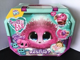 SCRUFF A LUV RESCUE PET WHO WILL YOU RESCUE? DOG? CAT? RABBIT? ADOPT REV... - $39.59