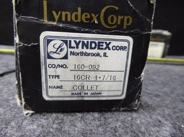 Lindex Collet Round 16CR 1-716 # 160-092 NEW image 2