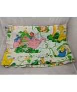 """Sesame Street Valance Curtains Panel Lot of 3 About 40"""" x 13.25"""" JC Penney - $36.24"""
