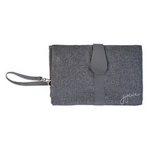 JJ Cole Changing Clutch, Gray Heather - $17.00