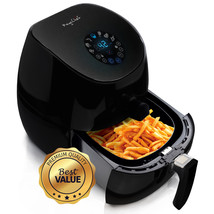 MegaChef 3.5 Quart Airfryer And Multicooker With 7 Pre-programmed Settin... - £75.42 GBP