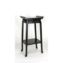 Wayborn Chow Plant Stand in Antique Black   - $3.467,03 MXN