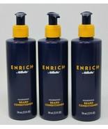 Enrich by Gillette Nourishing Beard Conditioner 7.3 fl oz Pump Bottle Lo... - $21.37