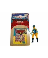 Evil-Lyn Masters of Universe vtg 1982 action figure Mattel Card Comic Co... - $94.05