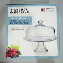 Anchor Hocking 2-Piece Canton Cake Server - $31.27