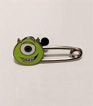 Mike Safety Pin 2015 Disneyland Hong Kong Disney Trading Pin New - Monsters Inc. - $6.51
