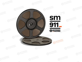 "RMGI BASF RTM Reel to Reel Tape SM911 1/4"" 2500' 762m 10.5"" Authorised d... - $48.02"