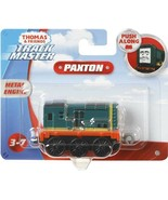 Thomas And Friends Trackmaster Push Along Metal Toy Train Engine - Paxton - $19.23