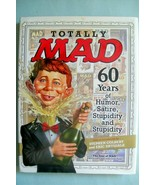 """""""Totally Mad"""" Hardcover Anthology Book with Dust Jacket & """"Soul of Mad"""" ... - $34.30"""
