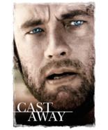 CAST AWAY DVD - SINGLE DISC EDITION - NEW UNOPENED - TOM HANKS - $10.99
