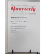 Book Club of California Quarterly News Letter 1980's - $49.50