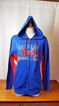 BRAND NEW Women's Fan Fashion MLB Chicago Cubs Hooded Sweatshirt - $44.58