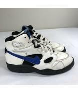 VTG 1993 Nike Basketball Shoes Boys PS Toddler Size 13.5c OG Flight Forc... - $34.99