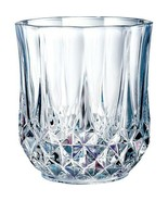 Cristal D'Arques Longchamp DOUBLE OLD FASHION, Set of 4 New in the Box - $54.44