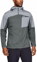 NWT $130.00 Under Armour Mens Storm Scrambler Hybrid Jacket Gray XXL 131... - $99.95