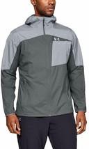 NWT $130.00 Under Armour Mens Storm Scrambler Hybrid Jacket Gray XXL 131... - $99.95