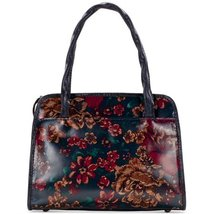 Patricia Nash Small Paris Fall Tapestry Satchel