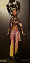 Limited Edition Barbie Byron Lars Moja Treasures Of Africa 1ST In The Se... - $102.85
