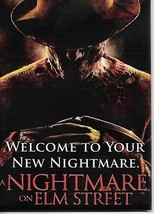 Nightmare On Elm Street Freddy Welcome to Your New Nightmare Refrigerato... - $3.50
