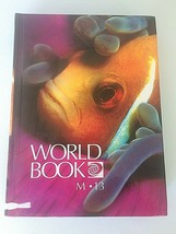 World Book Encyclopedia 2016 Vol. 13 M Spinescape Bright Through Learning  - $13.09