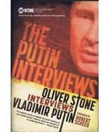 Oliver Stone 2015 The Vladimir Putin Interviews Hardcover Book Showtime - $24.74