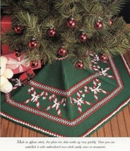 Christmas Tree Skirts & Baby Afghan Vanna Crochet PATTERN/INSTRUCTIONS NEW - $1.32
