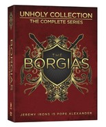 The Borgias - Unholy Collection - $23.15