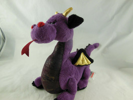 "GANZ WEBKINZ Plush Stuffed Animal Emperor Dragon 8' X 11"" No code - $5.30"