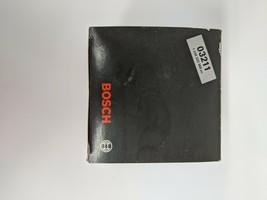 Distributor Cap Bosch 03211 - $35.63