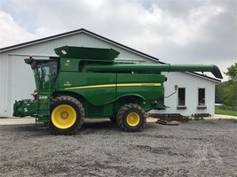 2014 JOHN DEERE S680 For Sale In Hudson, Indiana 46747 image 15
