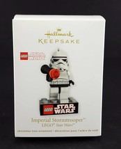 Hallmark Lego Star Wars Ornament Imperial Stormtrooper 2012 - $14.84