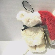 "Boyds Bears ""Mousekins"" #562660- 3.5"" Mouse Ornament- New - 2004 -Retired - $18.99"