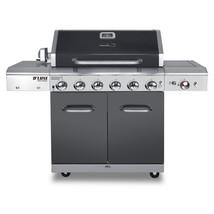 Nexgrill Propane Gas Grill 6-Burner Ceramic Searing Side Burner Rotisser... - $487.85