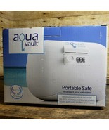 Aqua Vault Portable Beach Travel Safe Fits Most Chairs/Strollers/Bicycle... - $47.41