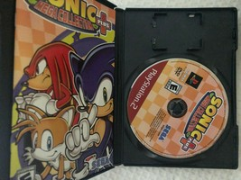 Sonic Mega Collection Plus (Sony PlayStation 2 Video Game) - $9.89